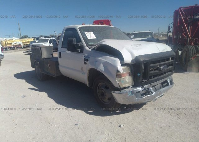 Inventory #773807309 2008 FORD F350