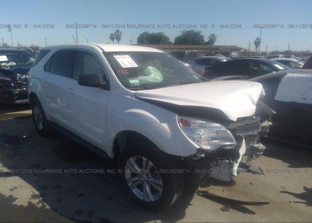 Inventory #809132837 2014 Chevrolet EQUINOX
