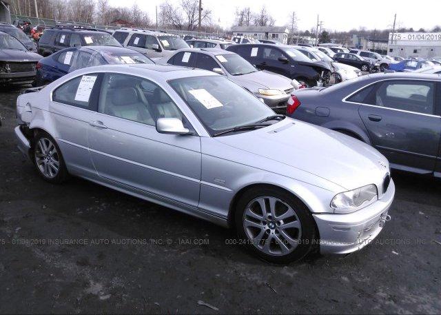 Inventory #771072610 2001 BMW 330