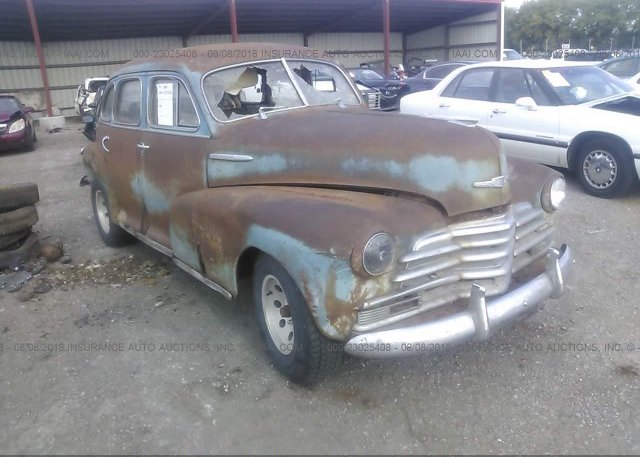 Inventory #268561143 1947 CHEVROLET CLASSIC