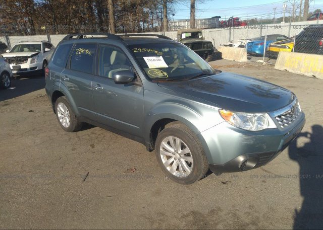 JF2SHADC7DH422335 2013 SUBARU FORESTER