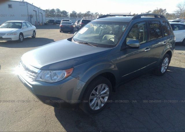 из сша 2013 SUBARU FORESTER JF2SHADC7DH422335