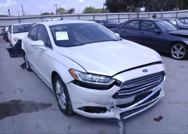 Inventory #938269501 2016 FORD FUSION