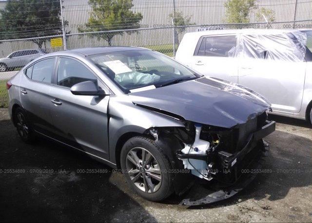 Inventory #858652351 2018 Hyundai ELANTRA