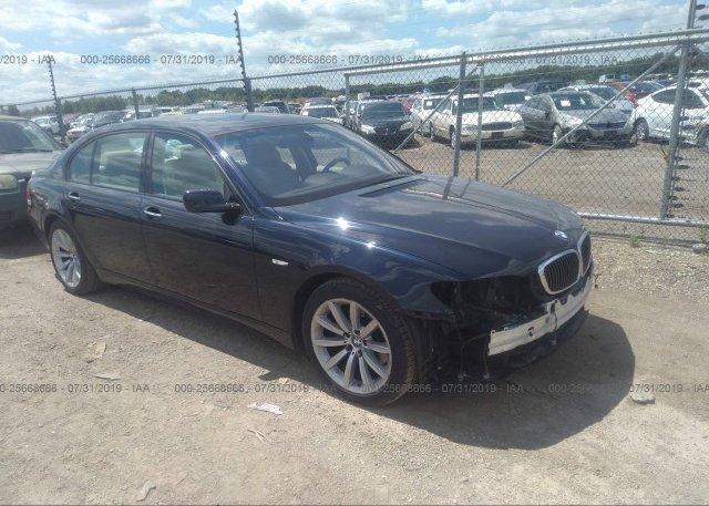 Inventory #833022142 2007 BMW 750