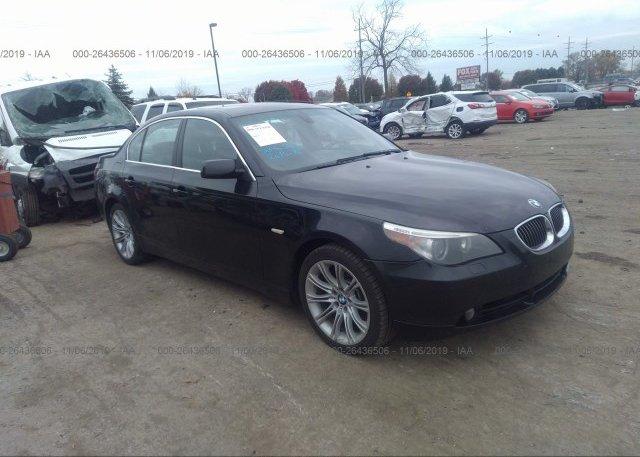 Inventory #754158169 2007 BMW 550