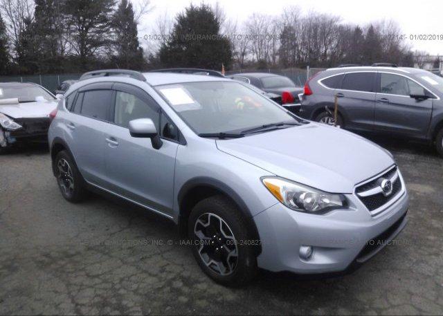 Inventory #872481107 2014 Subaru XV CROSSTREK