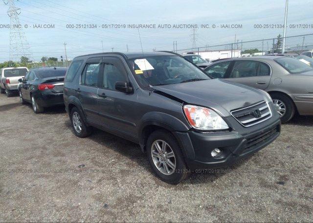 Inventory #381339083 2006 Honda CR-V