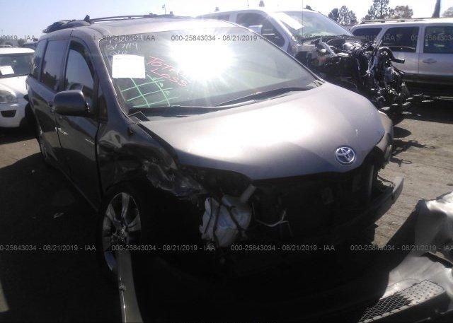 Inventory #523342593 2011 Toyota SIENNA