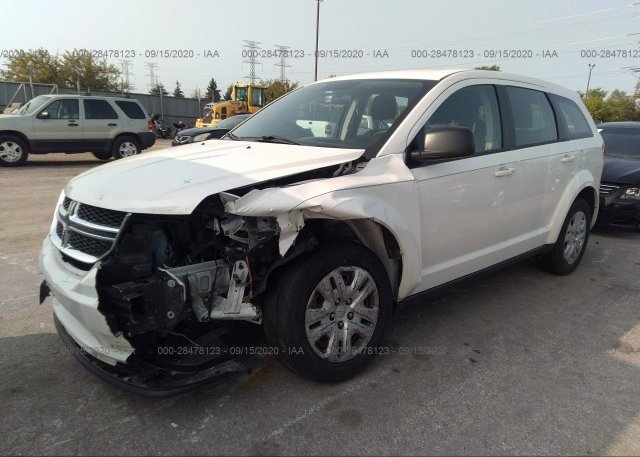 из сша 2015 DODGE JOURNEY 3C4PDCAB9FT614755