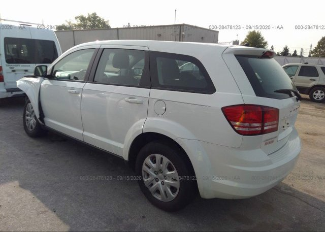 купить 2015 DODGE JOURNEY 3C4PDCAB9FT614755