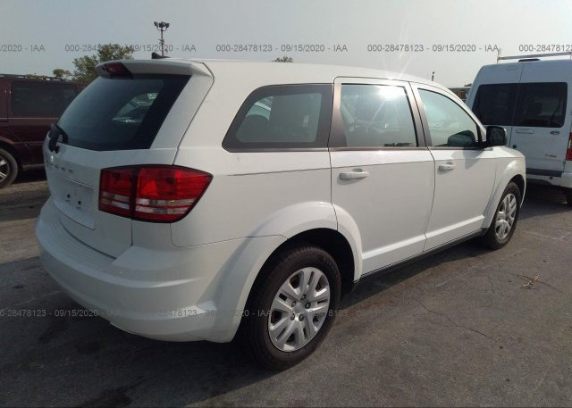 цена в сша 2015 DODGE JOURNEY 3C4PDCAB9FT614755