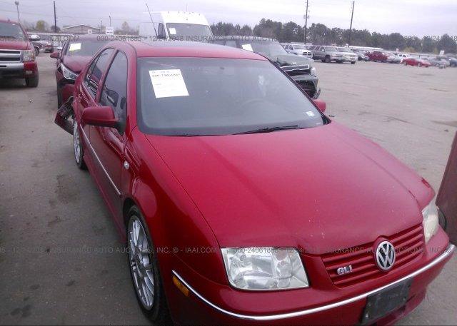 Inventory #591348470 2004 Volkswagen JETTA