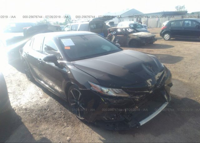 Inventory #276146540 2018 Toyota CAMRY