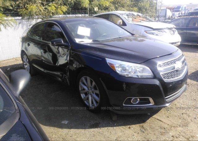 Inventory #970564942 2013 Chevrolet MALIBU