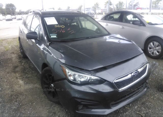 Inventory #498210786 2018 Subaru IMPREZA