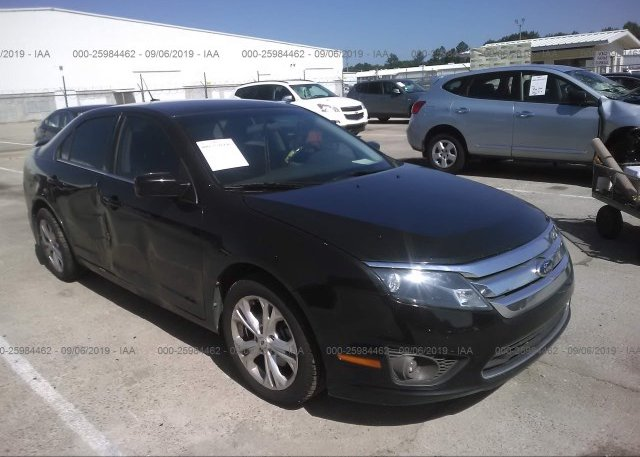 Inventory #466331848 2012 FORD FUSION