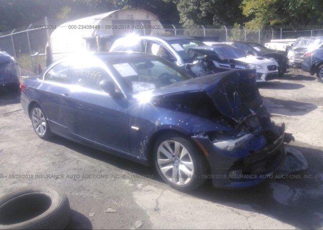 Inventory #378190503 2011 BMW 328