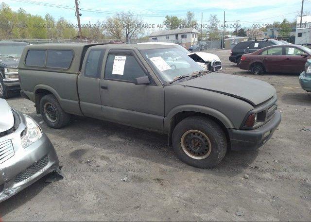 Inventory #796656909 1997 Chevrolet S TRUCK