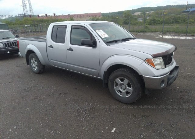 Inventory #331422770 2008 Nissan FRONTIER