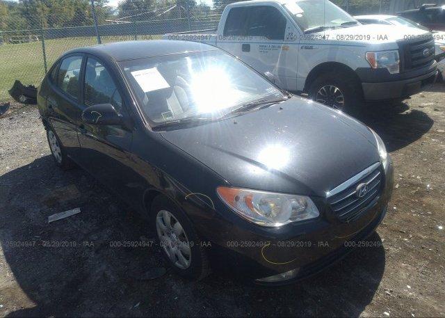 Inventory #840060268 2008 Hyundai ELANTRA