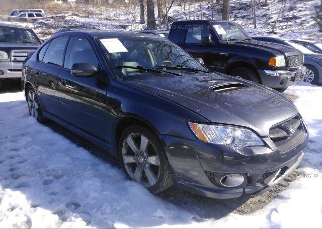 Inventory #971022750 2008 Subaru LEGACY