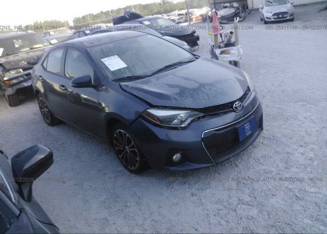 Inventory #220594530 2015 Toyota COROLLA
