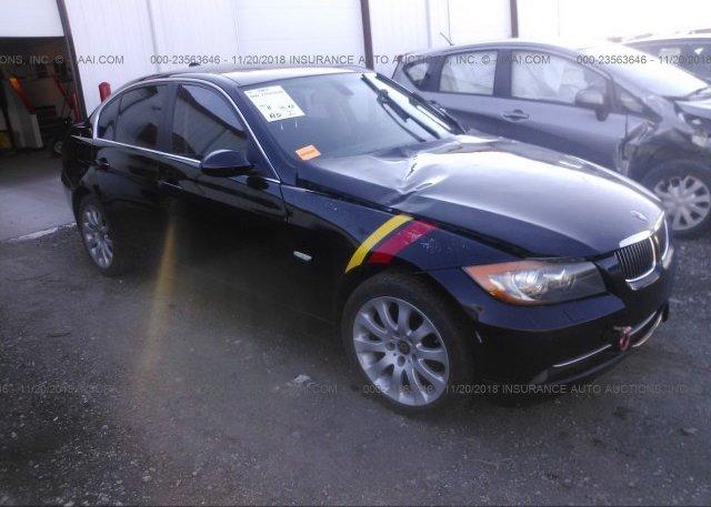 Inventory #907306679 2007 BMW 335