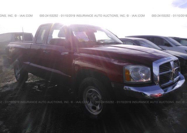 Inventory #874919751 2005 Dodge DAKOTA