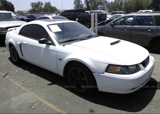 Inventory #500164155 2001 FORD MUSTANG