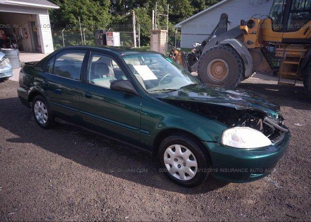 Inventory #102708351 1999 Honda CIVIC