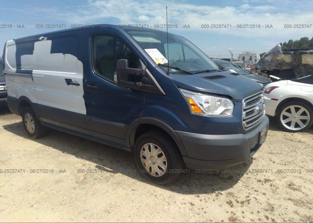 Inventory #257576077 2016 FORD TRANSIT