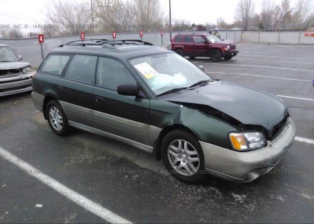 Inventory #594313234 2001 Subaru LEGACY