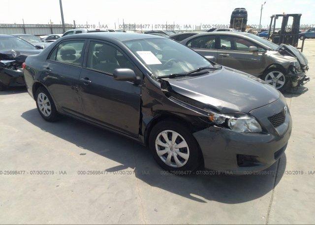 Inventory #460481114 2010 Toyota COROLLA