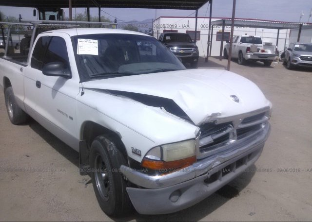 Inventory #390250027 1999 Dodge DAKOTA