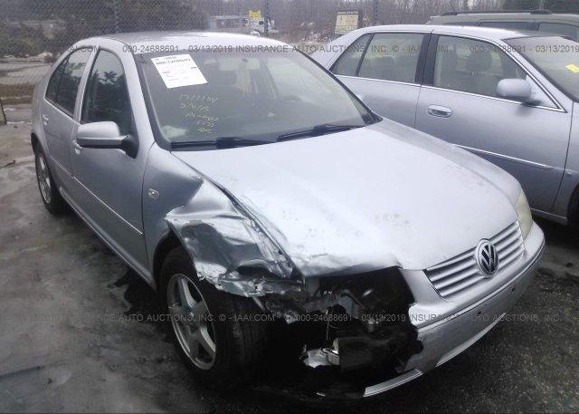 Inventory #138767397 2004 Volkswagen JETTA