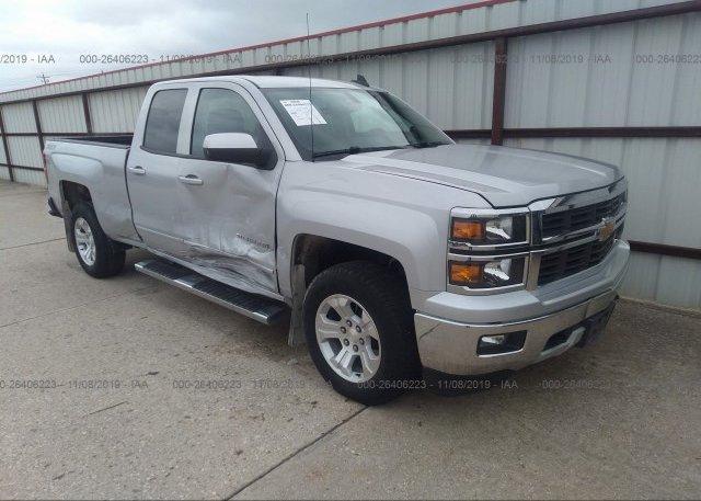Inventory #348087443 2015 Chevrolet SILVERADO