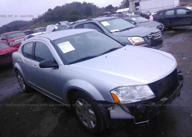 Inventory #164989732 2011 Dodge AVENGER