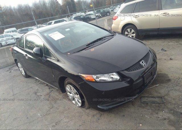 Inventory #367534700 2012 Honda CIVIC