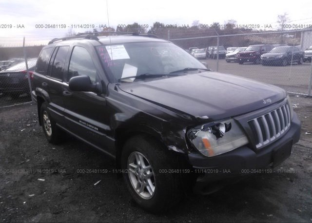Inventory #906081909 2004 JEEP GRAND CHEROKEE