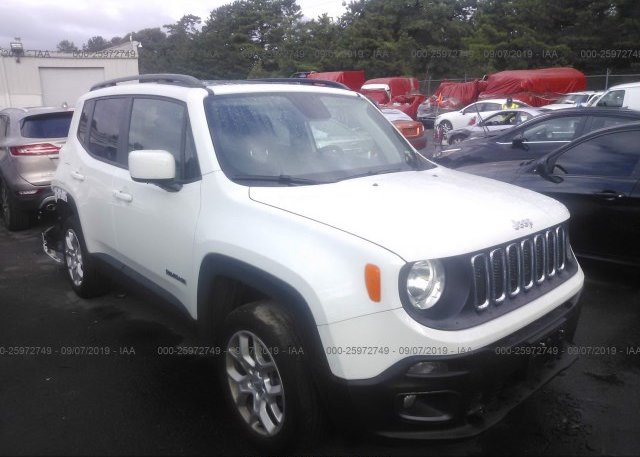 Inventory #756300591 2018 JEEP RENEGADE