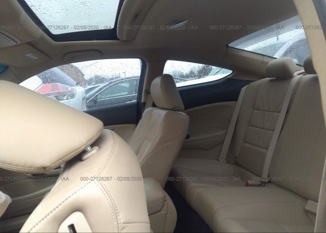 1HGCS2B86BA000833 2011 Honda ACCORD CPE