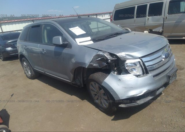 Inventory #771322602 2007 FORD EDGE
