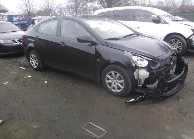Inventory #692768813 2012 Hyundai ACCENT