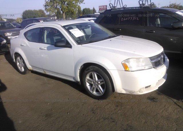 Inventory #981187158 2008 Dodge AVENGER