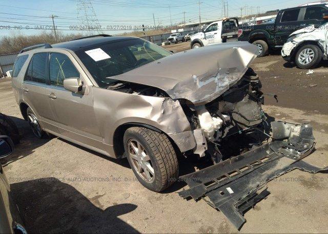 Inventory #312510071 2005 Cadillac SRX