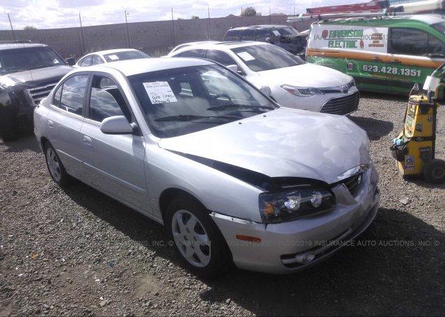 Inventory #943363945 2005 Hyundai ELANTRA