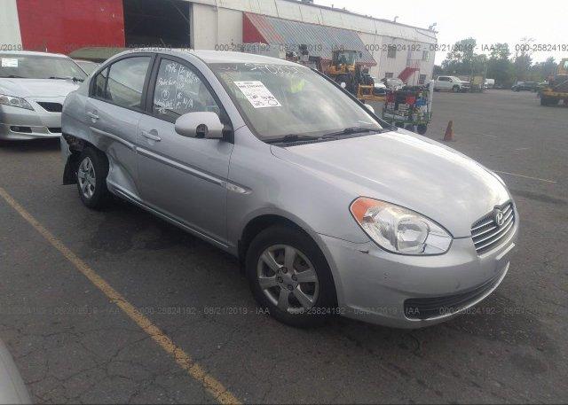Inventory #703687096 2007 Hyundai ACCENT