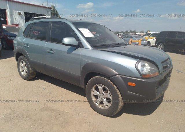 Inventory #887074094 2009 Hyundai TUCSON