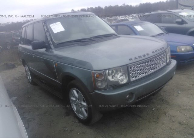 Inventory #651130225 2004 Land Rover RANGE ROVER